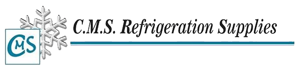 FREOR official partner C.M.S. Refrigeration Supplies logo