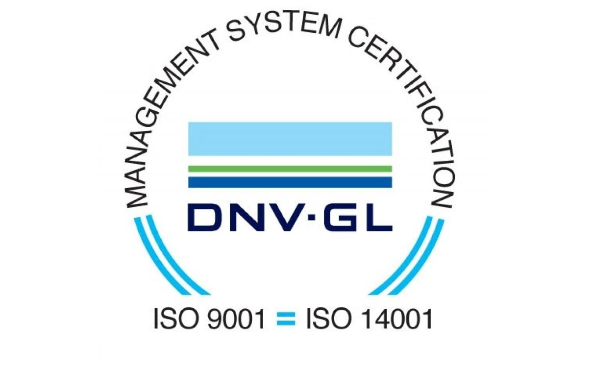 Management System Certification ISO 9001 / ISO 14401, lt