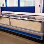 display freezer LUNA, FREOR