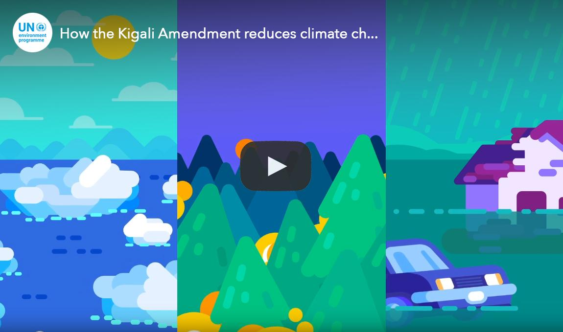 Kigali Amendment video