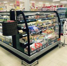 Supermarket RIMI in Kaunas city, lt