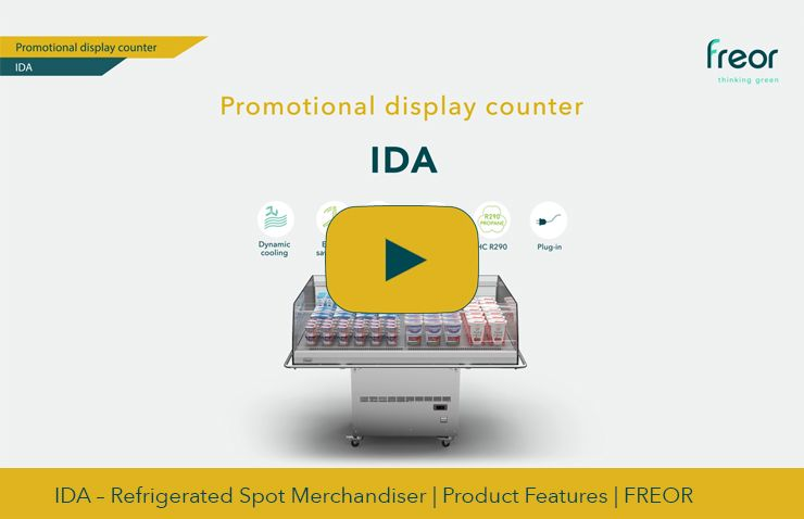 IDA features video, thumbnail, FREOR