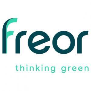FREOR logo