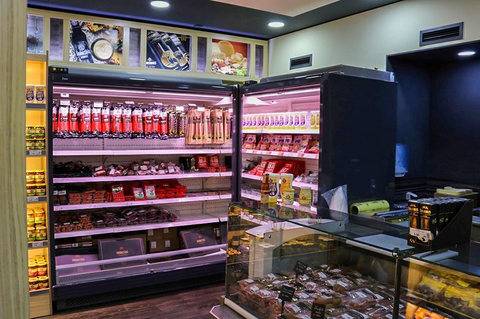FREOR-Equipment-Cools-Pribaltika-Shop-in-Azerbaijan-1