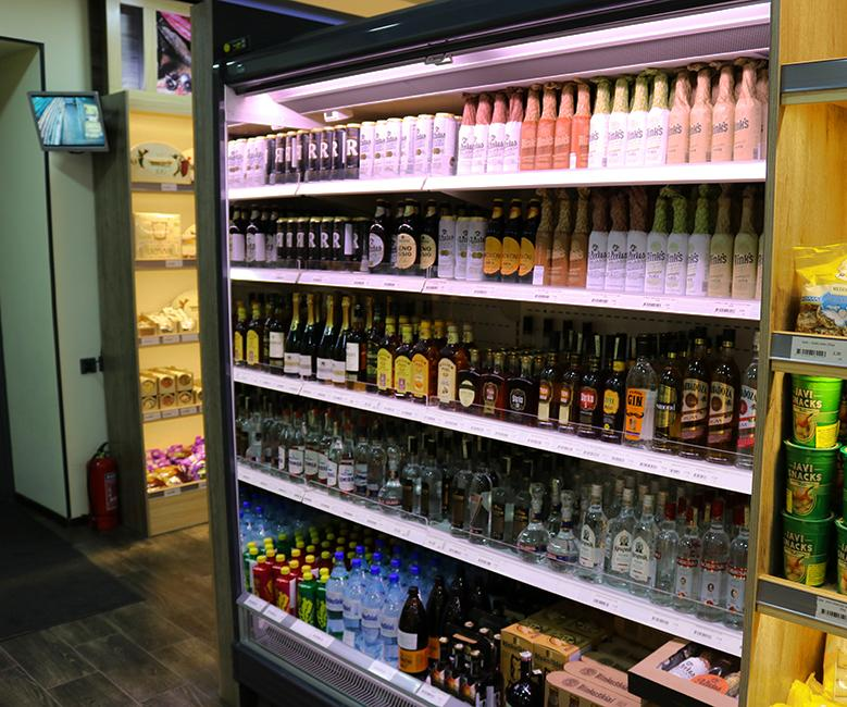 FREOR-Equipment-Cools-Pribaltika-Shop-in-Azerbaijan