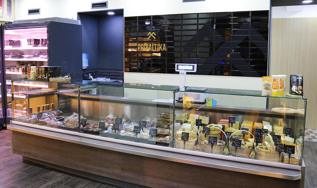 FREOR-Equipment-Cools-Pribaltika-Store-in-Azerbaijan