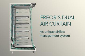 FREOR-Dual-Air-Curtain-solutions