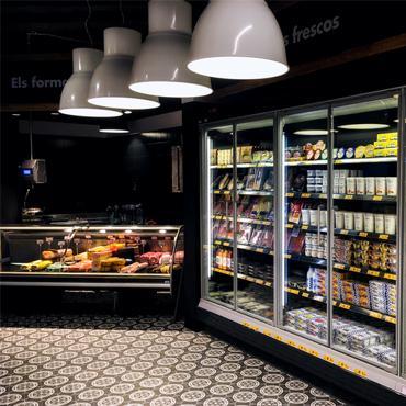FREOR autonominiai šaldymo baldai Andoroje