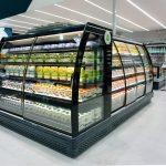 Refrigerated-display-cabinets-PLUTON-SPACE-ISLAND-r290-EuroShop-FREOR