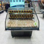 Promotional refrigeration counter IDA H2, R290, EuroShop, FREOR, 2