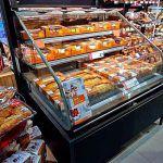 Promotional refrigeration counter IDA H2, R290, FREOR