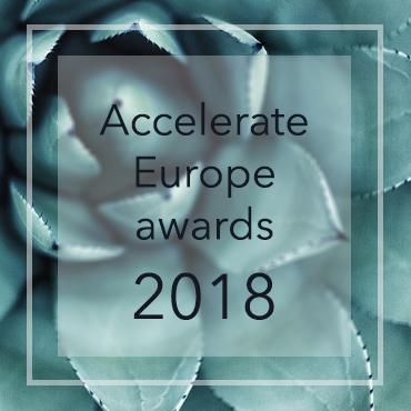 FREOR at Accelerate Europe Awards 2018