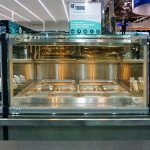 Enlarge-Heated-showcase-VEGA-SPACE-QB-HOT-BM-EuroShop-2020-FREOR