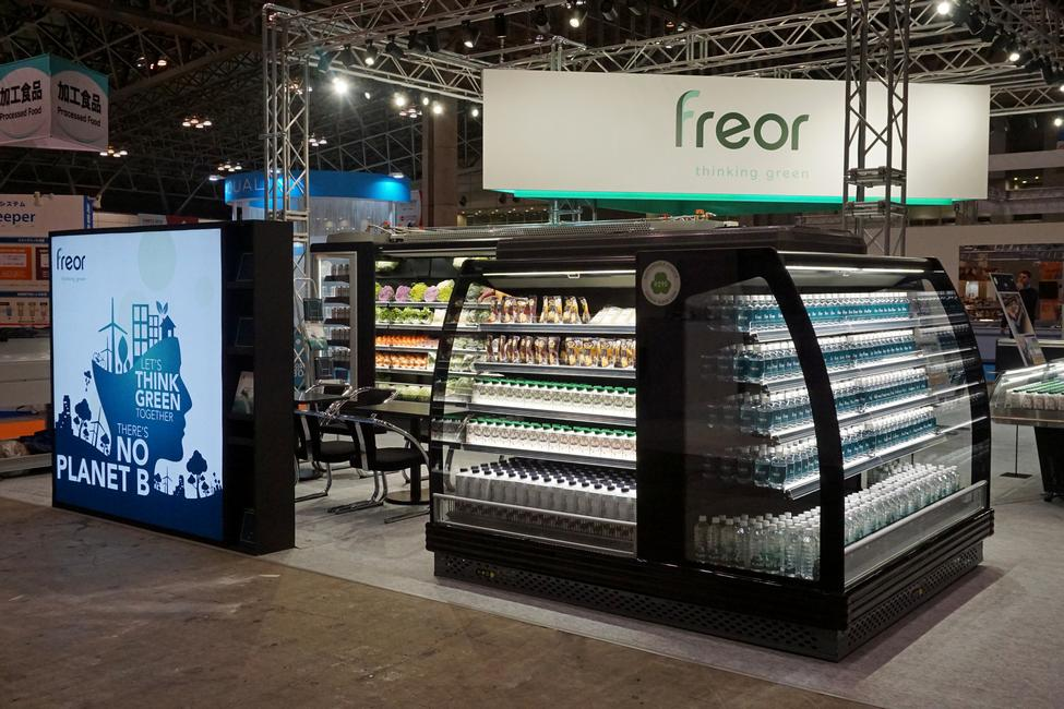 FREOR-R290-refrigerators-water-loop-system-SMTS-exhibition-3