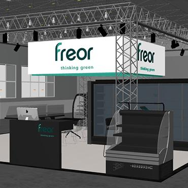 FREOR Green Refrigeration Solutions at Japan's SMTS 2019 Exhibition