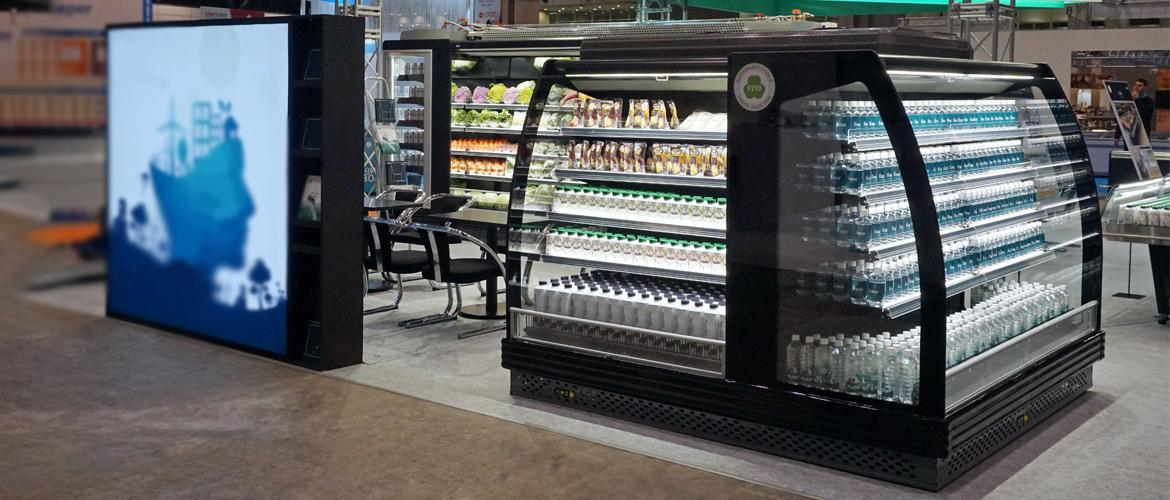 Plug-in refrigeration equipment