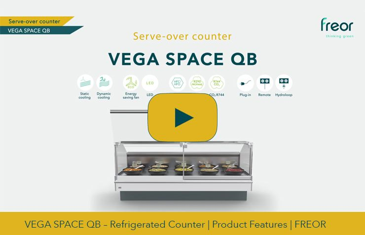 VEGA SPACE QB features video, thumbnail, FREOR