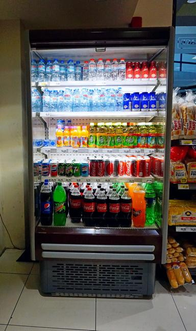 FREOR-commercial-refrigerator-MERCURY-water-cooling-system