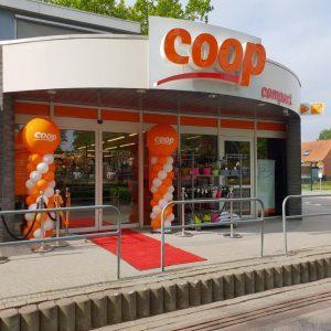 FREOR commercial refrigerators COOP store in the Netherlands thumbnail