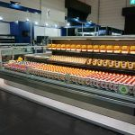 Multi-level-self-service-refrigerated-counter-VEGA SPACE-QB-H2-r290-EuroShop-FREOR