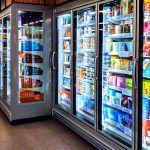 Freezer ERIDA SLIM, R290, FREOR
