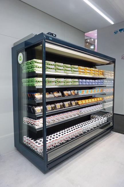 Commercial-reach-in-refrigerator-JUPITER-LOW-FRONT-r290-EuroShop-FREOR