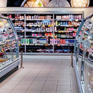 The first RIMI store in Estonia to use Hydroloop Glycol R290 Refrigeration