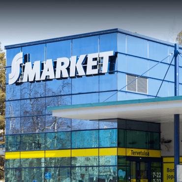 FREOR's project in S-Market, in Palokka, Finland