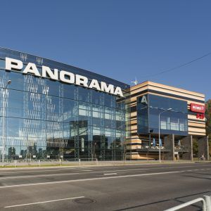 Panorama Rimi Hypermarket