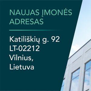 FREOR naujas adresas